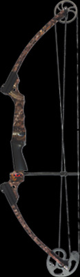 Brennan Youth - Bows 12233 16 Genesis Bow Lost Camo Left Hand