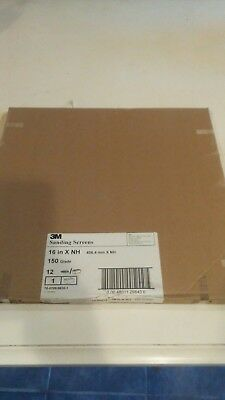 3M 16 inch 150 grit screens