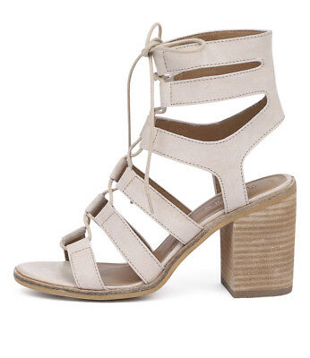 New Therapy Thorin Beige Womens Shoes Dress Sandals Heeled