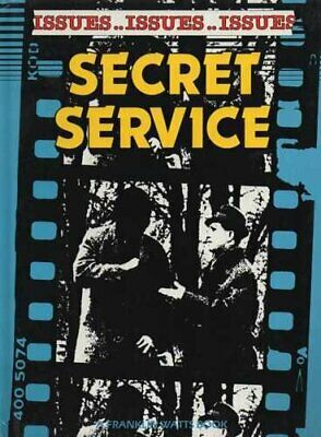 The Secret Service (Issues S.) by Campbell, Duncan Hardback Book The Cheap Fast