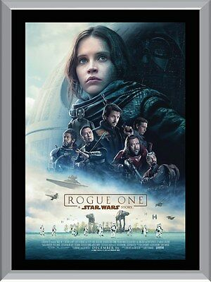 Star Wars Rogue One A1 To A4 Size Poster Prints