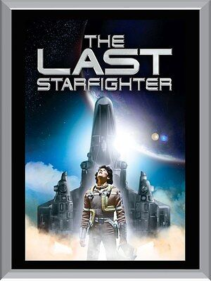 The Last Star Fighter A1 To A4 Size Poster Prints