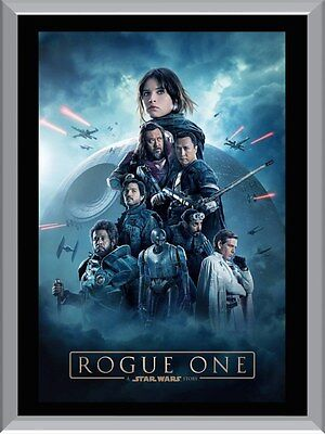 Star Wars Rogue One Story A1 To A4 Size Poster Prints