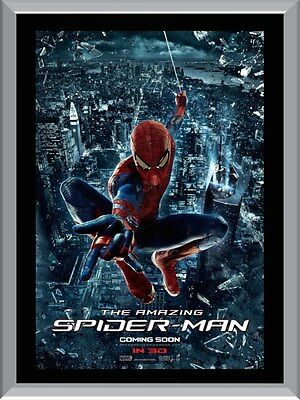 The Amazing Spider Man A1 To A4 Size Poster Prints
