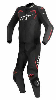 Alpinestars GP Pro 2016 2 Piece Leather Suit Black/Red