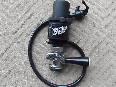 Bronco beer pump tap