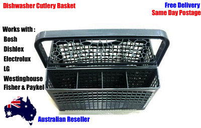 Dishwasher cutlery basket. AEG,ASKO,DISHLEX,LG,WESTINGHOUSE , Fisher & Paykel