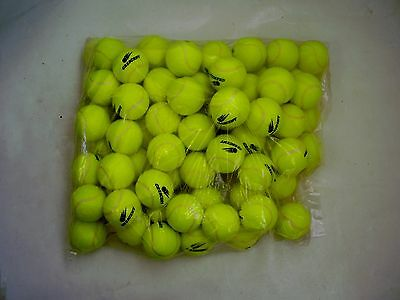 72 Tennis Balls CRESCENT TOUCH  Pressureless (6 doz bulk pack)