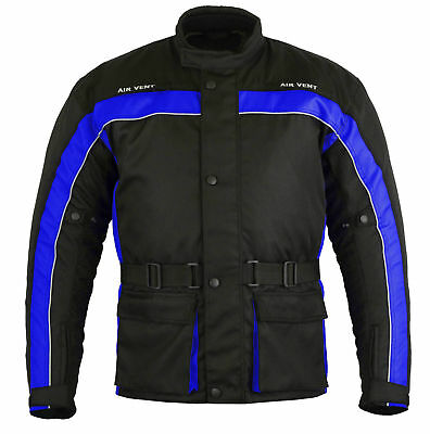 New Motorcycle Motorbike Touring Textile Cordura Waterproof Racing Jacket Coat
