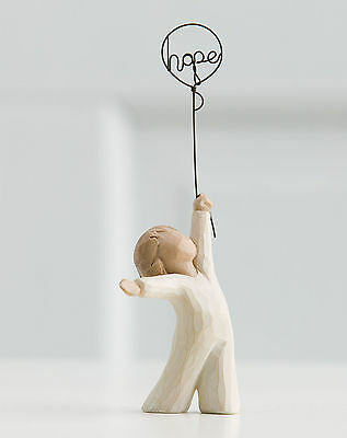 Willow Tree Figurine Hope Lifts Us Up By Susan Lordi 26163