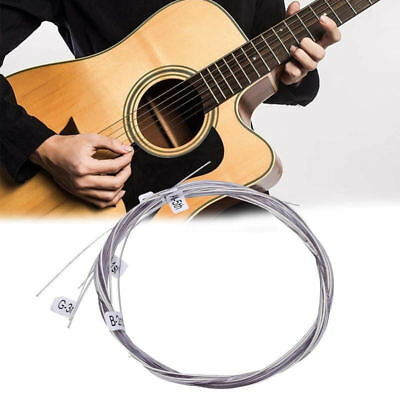 Acoustic Classic Guitar Strings Accessories Parts Nylon Replacement High Quality