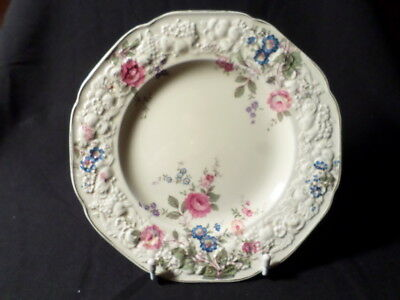 Crown Ducal. Florentine. Glendale. Entree Plate. Made In England.