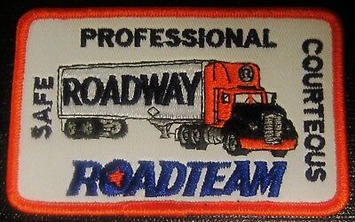 Roadway Express Road Team Patch