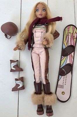 Barbie My Scene Chillin' Out 2003 Collector