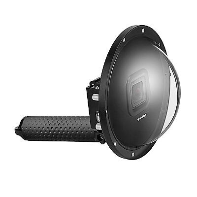 """Waterproof Dome 6""""  Dome Port with Housing Case For GoPro Hero 6/Hero 5 Black"""
