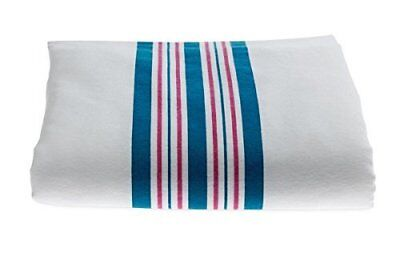 24 soft baby infant hospital blankets 30x40 stripe receiving swaddling med 1st