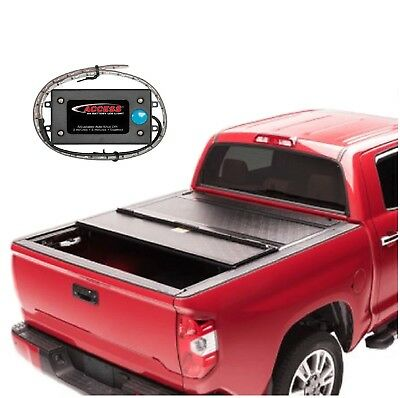 """Bak Industries 226409T/80312 G2 Bed Cover & 18"""" Light for Tundra Ext. Crew Cab"""