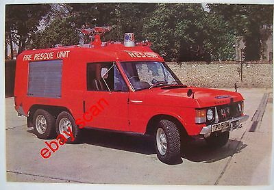 East Sussex Fire Rescue Service Commando Rapid Intervention Vehicle  -Judges Ppc