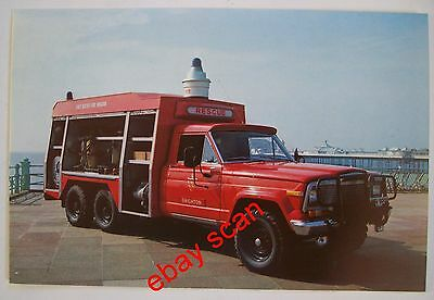 East Sussex Fire Service Emergency Rescue Tender  - Judges Ppc