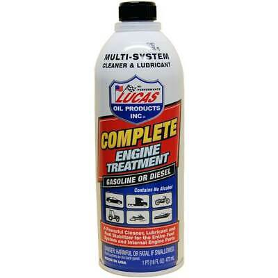 Lucas Oil 10016 Complete Engine Treatment - Case of 12