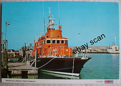 Rnlb 'keith Anderson' Newhaven 52-32 ~ Arun Class Lifeboat O.n. 1106 - Ppc