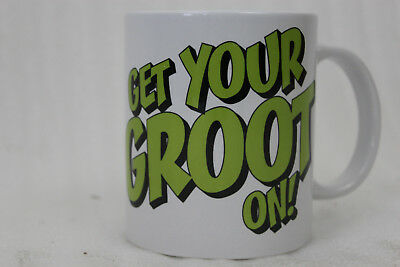 Guardians of the Galaxy Get Your Groot On Tasse 320ml NEU