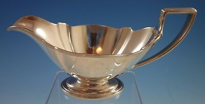 Plymouth by Gorham Sterling Silver Gravy Boat #A2801 (#1881)