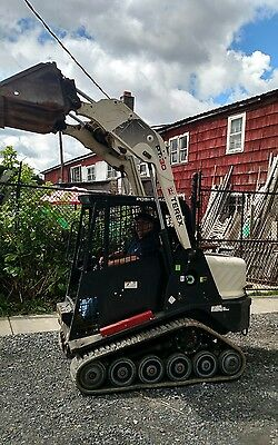 TEREX PT30 rubber tracked  SKIDSTEER bobcat  SKID STEER LOADER ASV cat