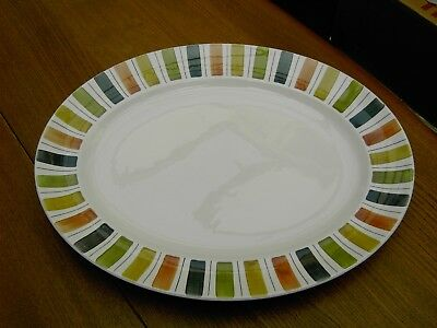 Midwinter Mexicana Jessie Tait Large Serving Platter In VGC. Free UK Postage