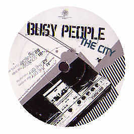 Busy People - The City - Sunshine Enterprises - 2006 #196664