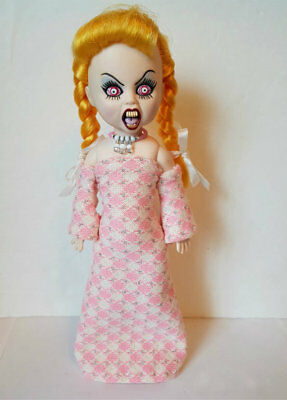 Diamonds GOWN and NECKLACE  for LIVING DEAD DOLLS handmade goth fashion NO DOLL
