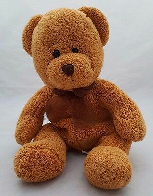 """Chad Vally Brown Teddy Bear Soft Toy Comforter Dou Dou 11"""""""