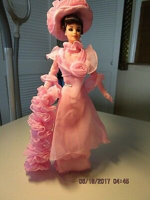 Barbie My Fair Lady Pink outfit and Doll