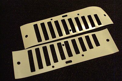 Harmonica Gaskets for Hohner MS Series Big River, Pro Harp, & Blue Midnight