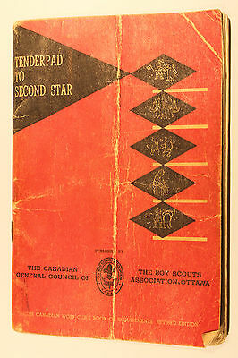 The Canadian Wolf Cub's Book of Requirements Boy Scouts Canada