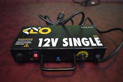 KINO FLO BAL-130 12V Single Ballast, Twist-lock, 12VDC Tested in Good Condition