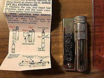 Camel Cigarettes Chrome Silver Trench-Style Firebird Lighter, RJRTC, 1990s