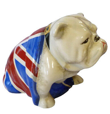 Royal Doulton Jack Bulldog SPECTRE James Bond Movie Figurine DD007M New In Box