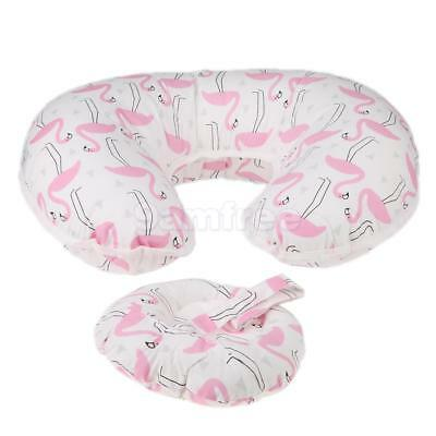 Detachable U-Shaped Maternity Breastfeeding Nursing Support Pillow Newborn