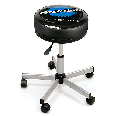 Park Tool STL-2 Small Rolling Adjustable Height Shop Chair Stool