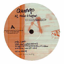 Quango - Make It Happen - Main Squeeze - 2002 #246782
