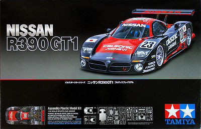 Tamiya 24192 1/24 Scale Nissan R390 GT1  from Japan