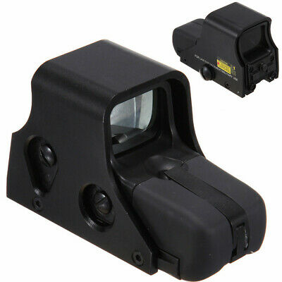 Outdoor Hunting Holographic Reflex Red/Green Dot 551 Airsoft Scope Sight
