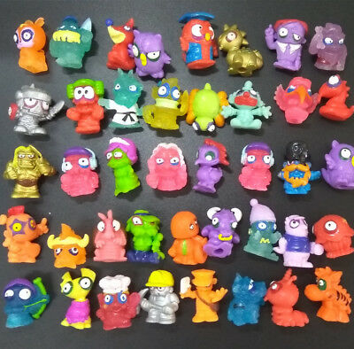 20pcs ZOMLINGS Monster Zombie Figures Kids Toys FREE SHIPPING