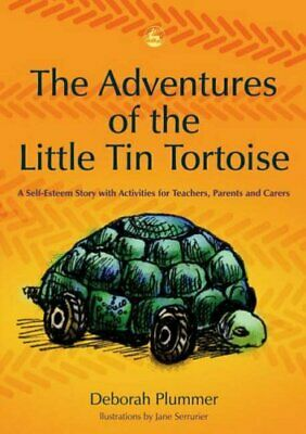 The Adventures of the Little Tin Tortoise: A Sel... by Deborah Plummer Paperback
