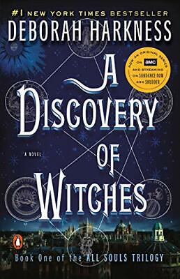 A Discovery of Witches (All Souls Trilogy) by Harkness, Deborah Book The Cheap