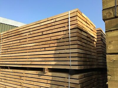 Oak Boards Planks - New untreated French 2400x200x50mm - Chorley, Lancashire