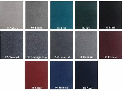 Car Carpet 8.5' ft Wide High Quality 20 oz. Olefin Fiber Car/Truck Carpet