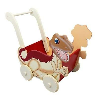 Primary Products Ltd Td-0075A Chariot À Pousser Dinosau