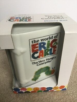 The Very Hungry Caterpillar Royal Worcester Ceramic Money Box Eric Carle
